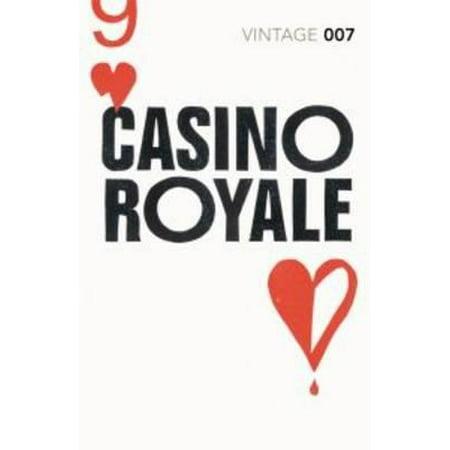 Casino Royale. Ian Fleming](Casino Royale Prom)