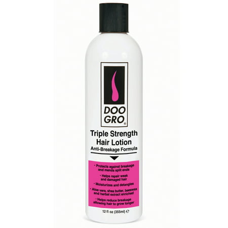Doo Gro  Triple Strength Hair Lotion
