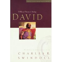 Great Lives from God's Word: Great Lives Series: David Comfort Print: A Man of Passion and Destiny (Paperback)(Large Print)