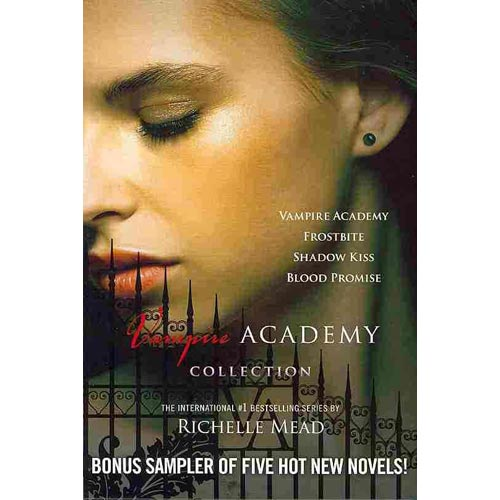 Vampire Academy Box Set 1-4