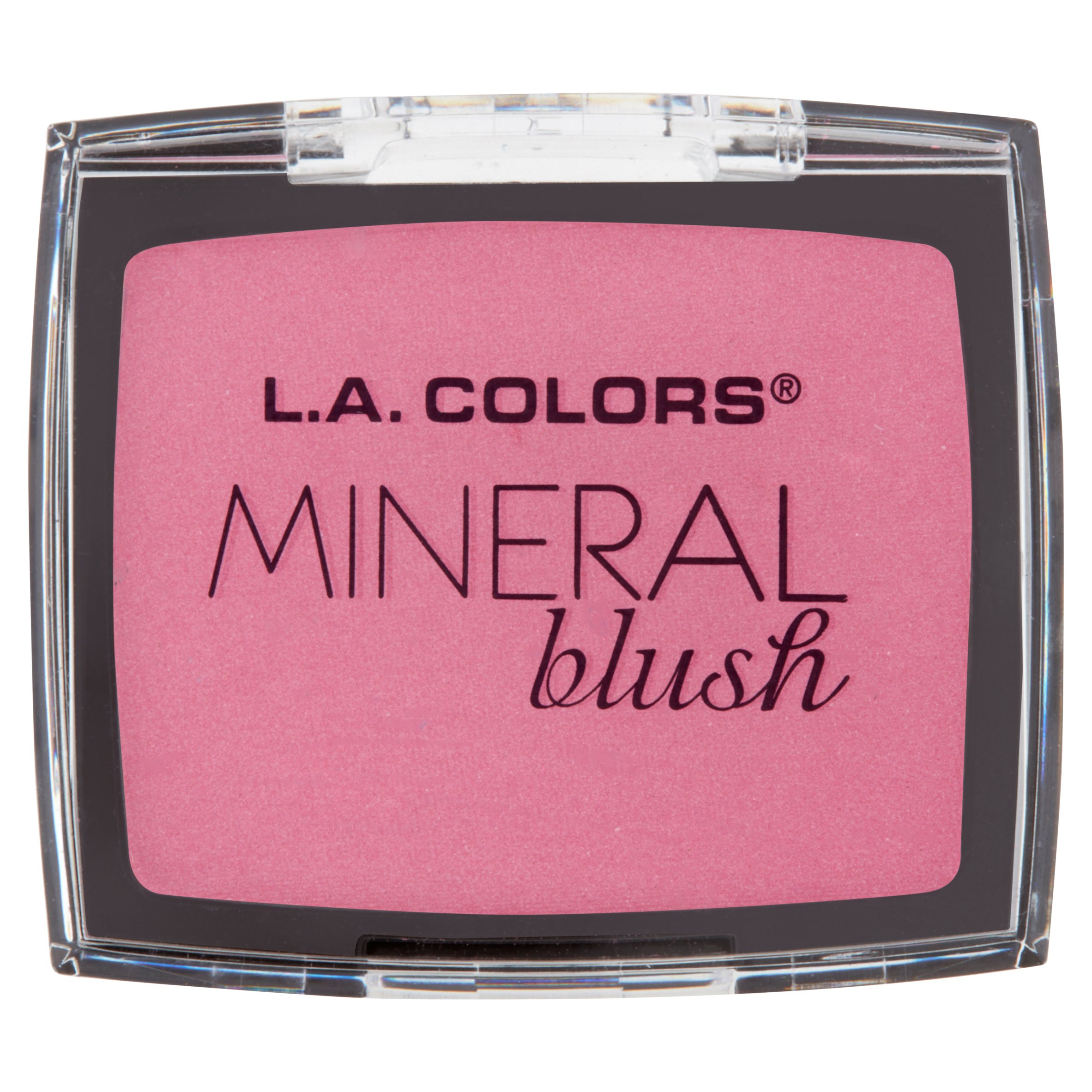 L.A. Colors Mineral Blush, Tickled Pink
