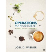 Operations Management : A Supply Chain Process Approach