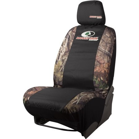 Mossy Oak Break-Up Country Camo Low-Back Seat - Seat Cover Installation Kit