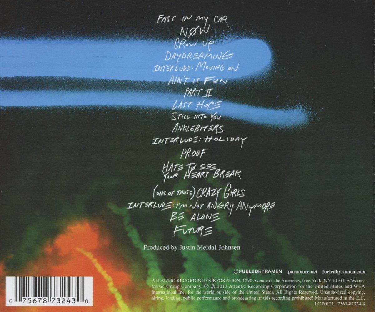 Paramore (CD)