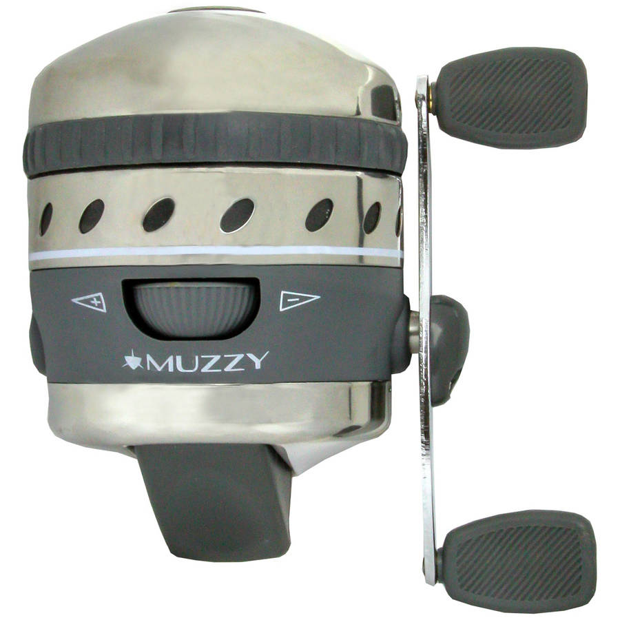 Muzzy XD Bowfishing Reel with 150# Line