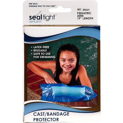 Seal-Tight Sport Cast and Wound Protector - Pediatric Arm