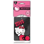 Plasticolor Hello Kitty Core Bow Paper Air Freshener, 2-Pack