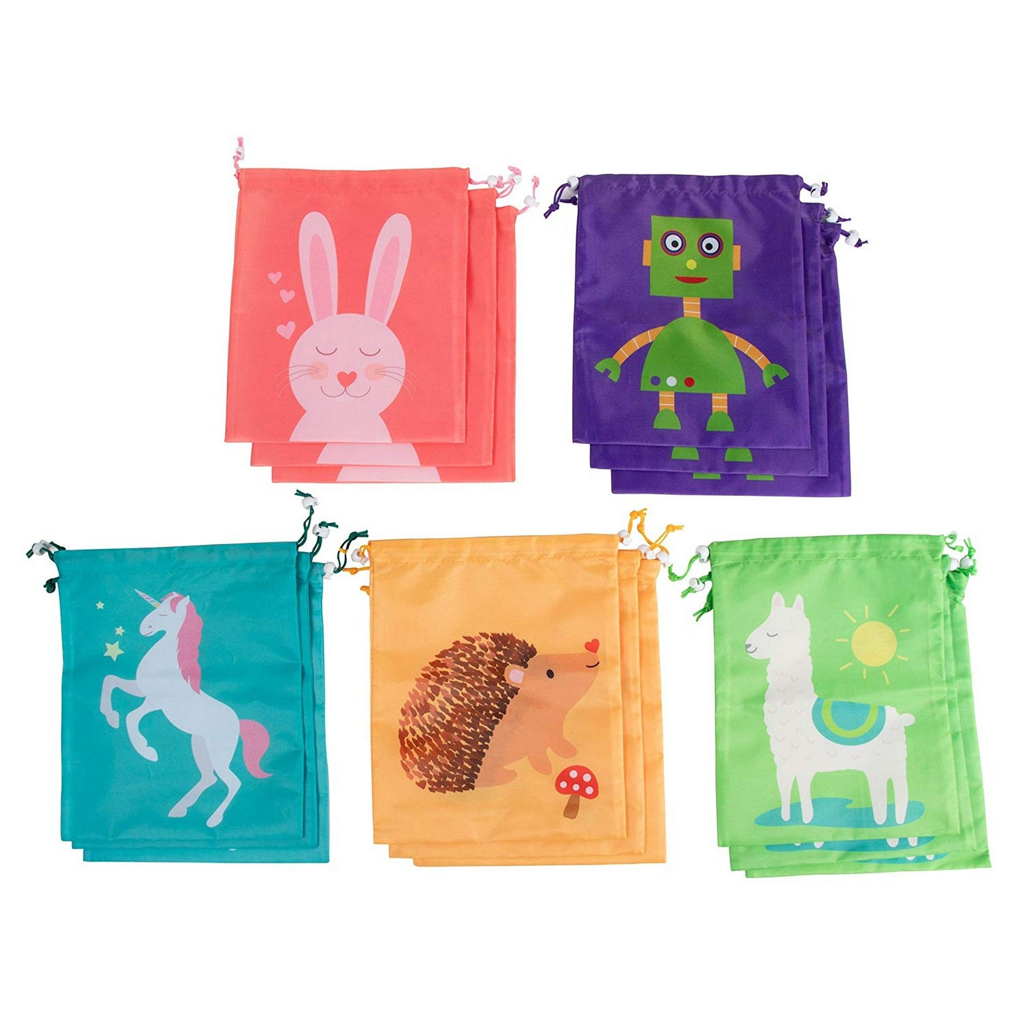 Unicorn Treat Bags Goodies Gift Favors Supplies for Kids Unicorn Themed Party