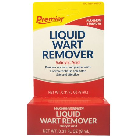 Premier Liquid Wart Remover, Maximum Strength 0.31