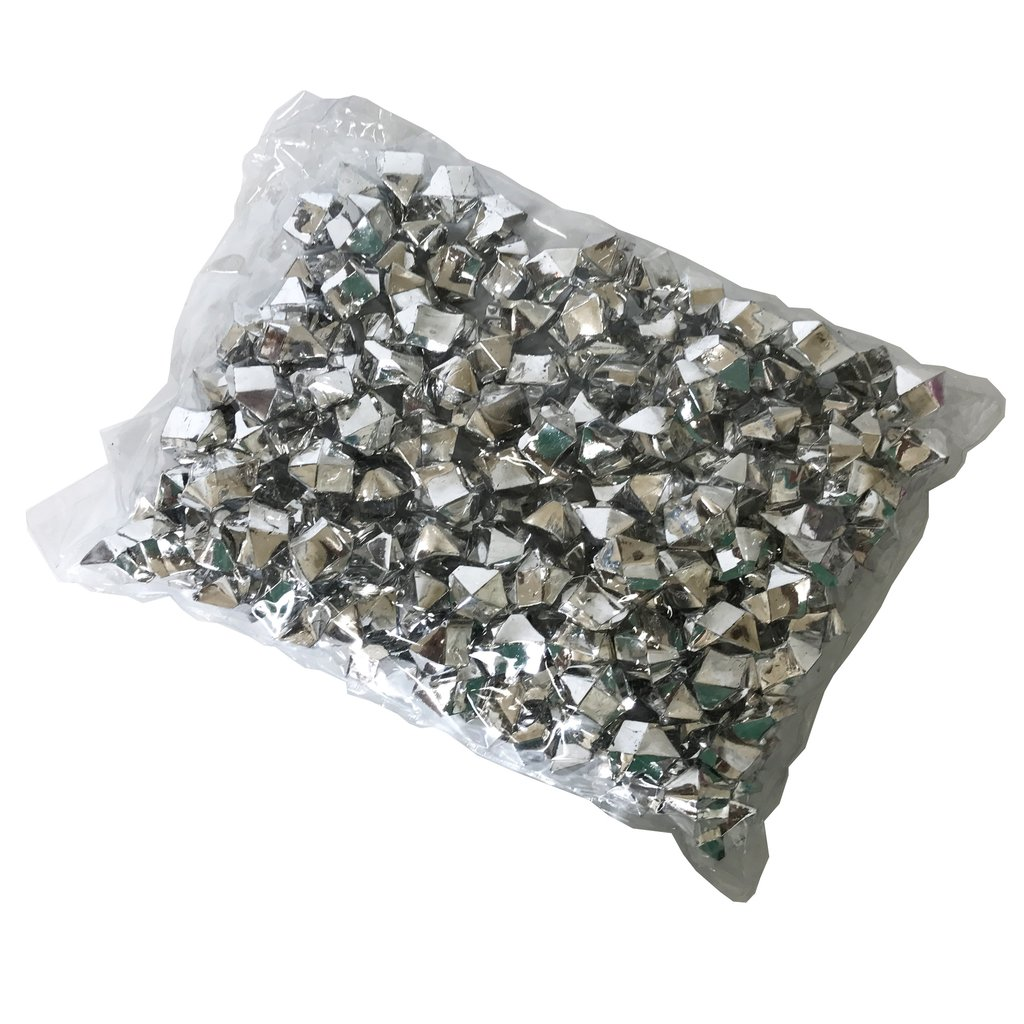 Perfect Maze Acrylic Crystal Diamond Ice Rock Table Scatter Decoration for Weddings, Parties, and Special Events (Clear, 1 Pound)