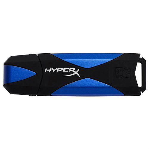 64GB DataTraveler HyperX USB 3.0 Flash Drive
