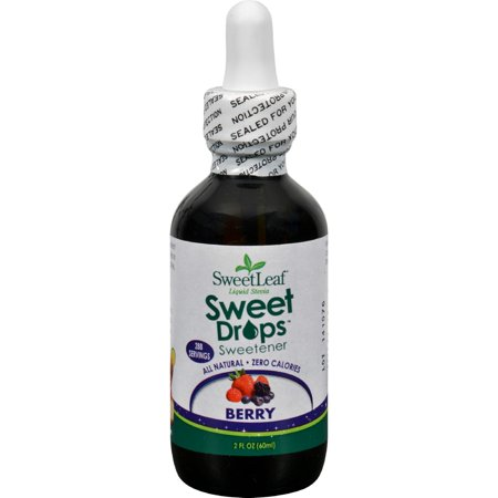 Sweet Leaf Liquid Stevia - Berry - 2 Ounce