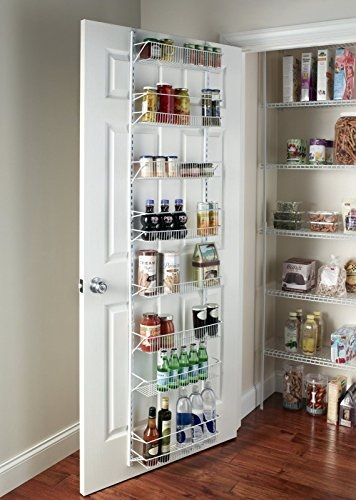 Charmant Gu0026R Gracelove Over The Door Spice Rack Wall Mount Pantry Kitchen 8 Tier  Ciinet Organizer
