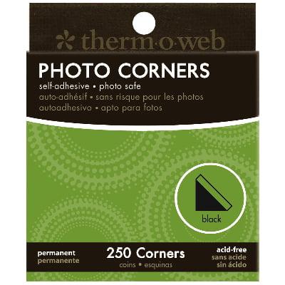 Photo Corners Boxed -