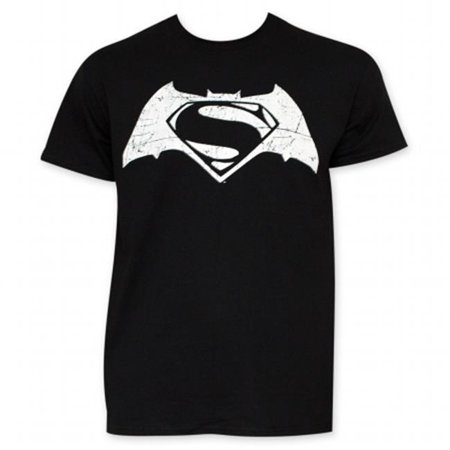 Superman 30749xl batman v superman black white movie for Extra tall white t shirts