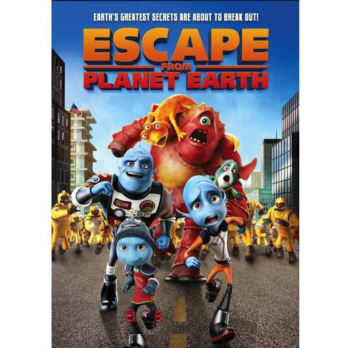 Escape From Planet Earth (Widescreen)