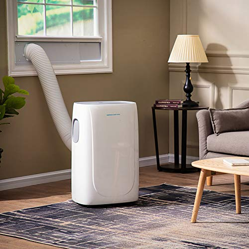 Emerson Quiet Kool SMART Portable Air Conditioner with Remote, Wi-Fi, and Voice Control for Rooms up to 350-Sq.