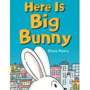 Here Is Big Bunny - eBook