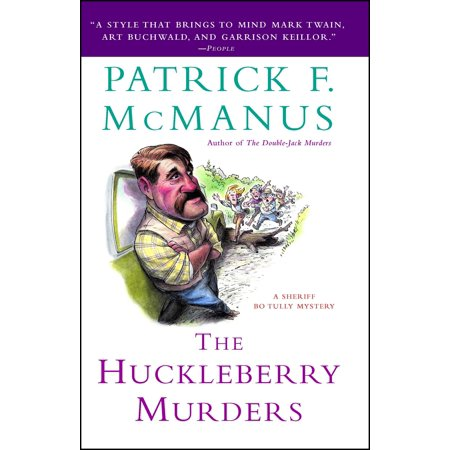 Dot & Bo Reviews (The Huckleberry Murders : A Sheriff Bo Tully)