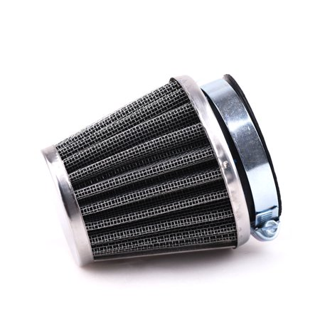 Okeba 50mm Intake Air Cleaner Filter System Fit Motorcycle Replacement Parts