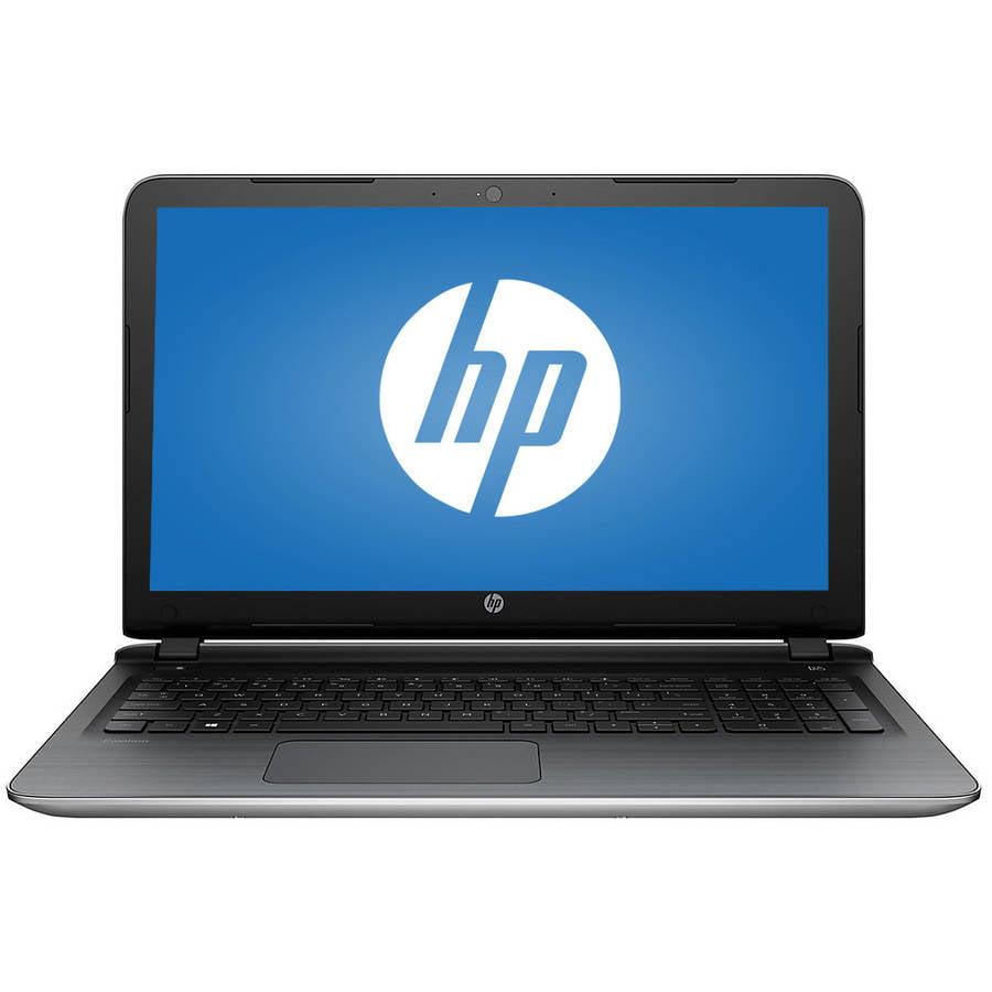 "Refurbished HP Silver 15.6"" Pavilion 15-ab157nr M1Y29UAR#ABA Laptop PC with Intel Core i3-5020U Processor, 8GB Memory, 500GB Hard Drive and Windows 10 Home"
