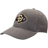 Colorado Buffaloes Team Basic Adjustable Hat - Charcoal - OSFA