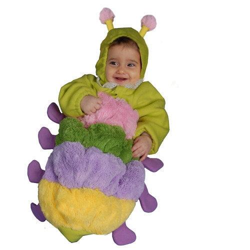 Dress Up America Infant Caterpillar Costume