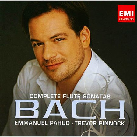 - Bach: Complete Flute Sonatas