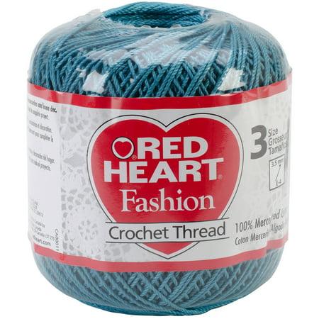 Red Heart Fashion Size 3 Crochet Thread 1 Each Walmartcom