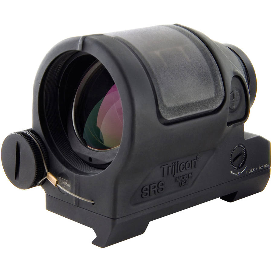 Trijicon Sealed Reflex Sight, Red Dot, 1.75 MOA, Matte
