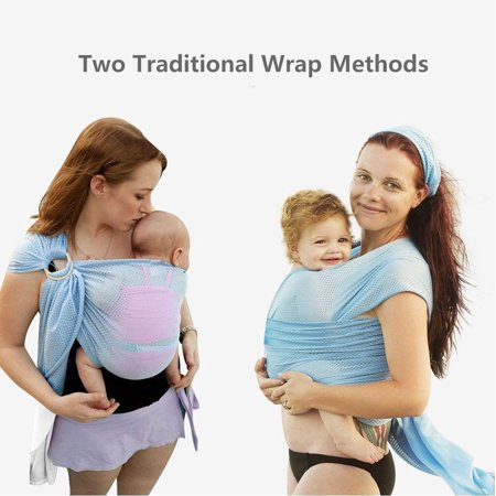 Summer Baby Sling Water Baby Body Wrap Carrier For Mom And Dad Boys