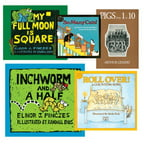 HOUGHTON MIFFLIN HO-SET12 MATH LITERATURE KIT