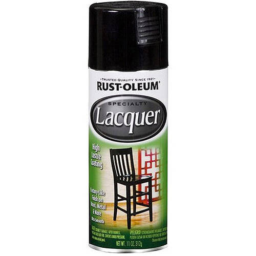 Rust-Oleum Specialty Lacquer Spray