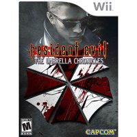 Resident Evil Umbrella Chronicles - Wii