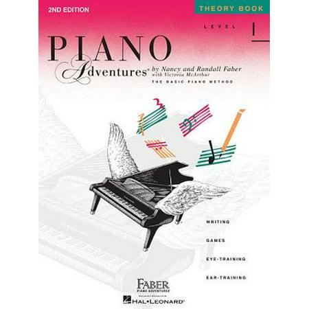Piano Adventures, Level 1, Theory Book (Bastien Piano Level One Theory)