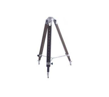 Kowa High Lander Wooden Tripod, 63.8in Max Height