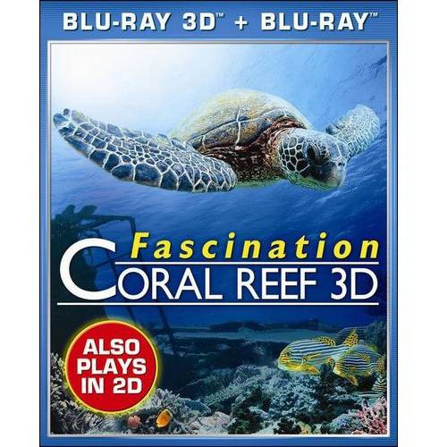 Fascination Coral Reef 3D (Blu-ray 3D + Blu-ray) (Widescreen)