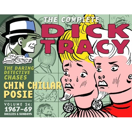 Complete Chester Gould's Dick Tracy Volume 24 (Dick Tracy Fancy Dress)
