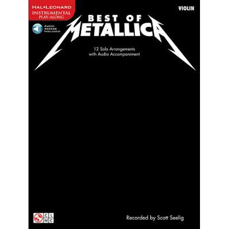 Best of Metallica for Violin
