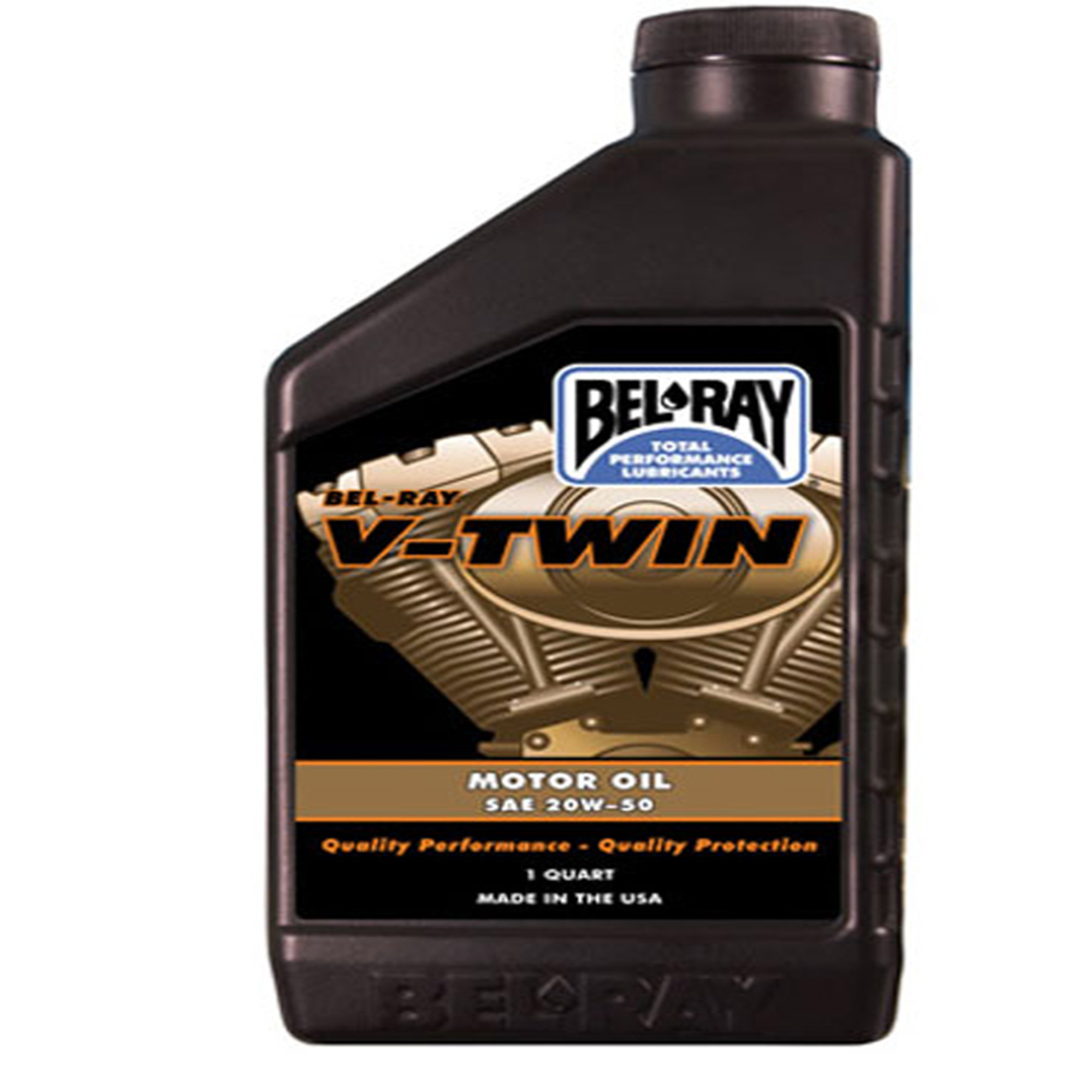 BEL-RAY V-TWIN MOTOR OIL 20W-50(QT)