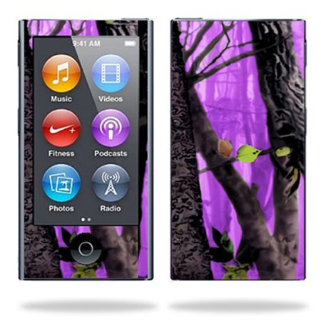 Mightyskins Protective Skin Decal Cover for Apple iPod Nano 7G (7th generation) MP3 Player wrap sticker skins - A Rockin Halloween Mp3