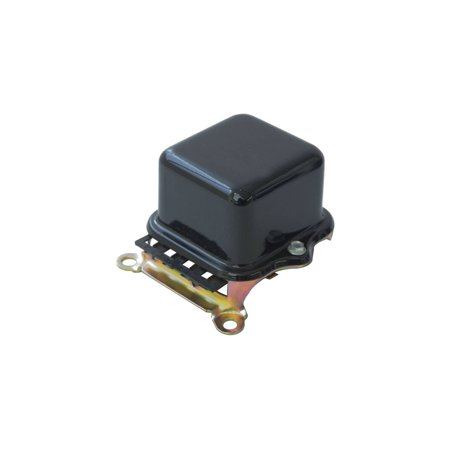 Eckler's Premier  Products 50207632 Chevelle Voltage Regulator For All Cars Except 67 & 73 With High Amp (67 Chevelle Body Mount)