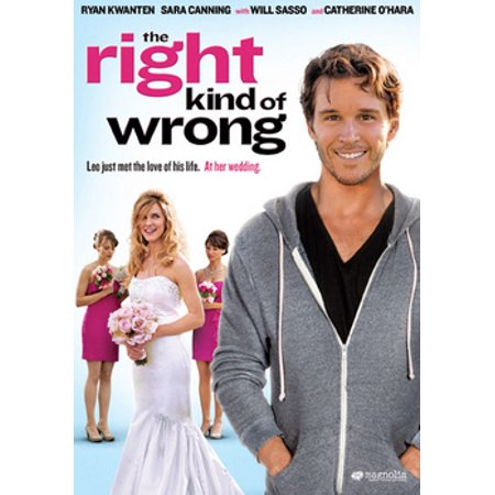 The Right Kind of Wrong (DVD)](Maria Menounos Halloween)
