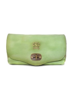 0e168765ab907 Product Image Pratesi Womens Italian Leather Castel Del Piano Clutch in Cow  Leather