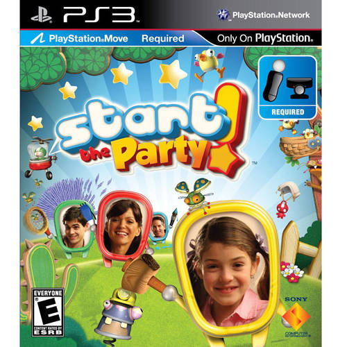 Start The Party (PS3) - Pre-Owned
