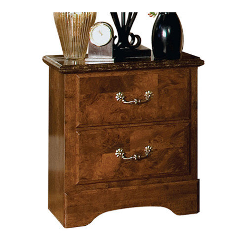 Standard Furniture San Miguel Standard 2 Drawer Nightstand