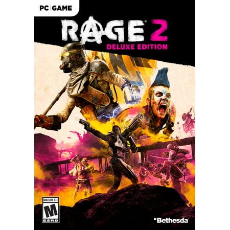 Rage 2 Deluxe Edition, Bethesda, PC