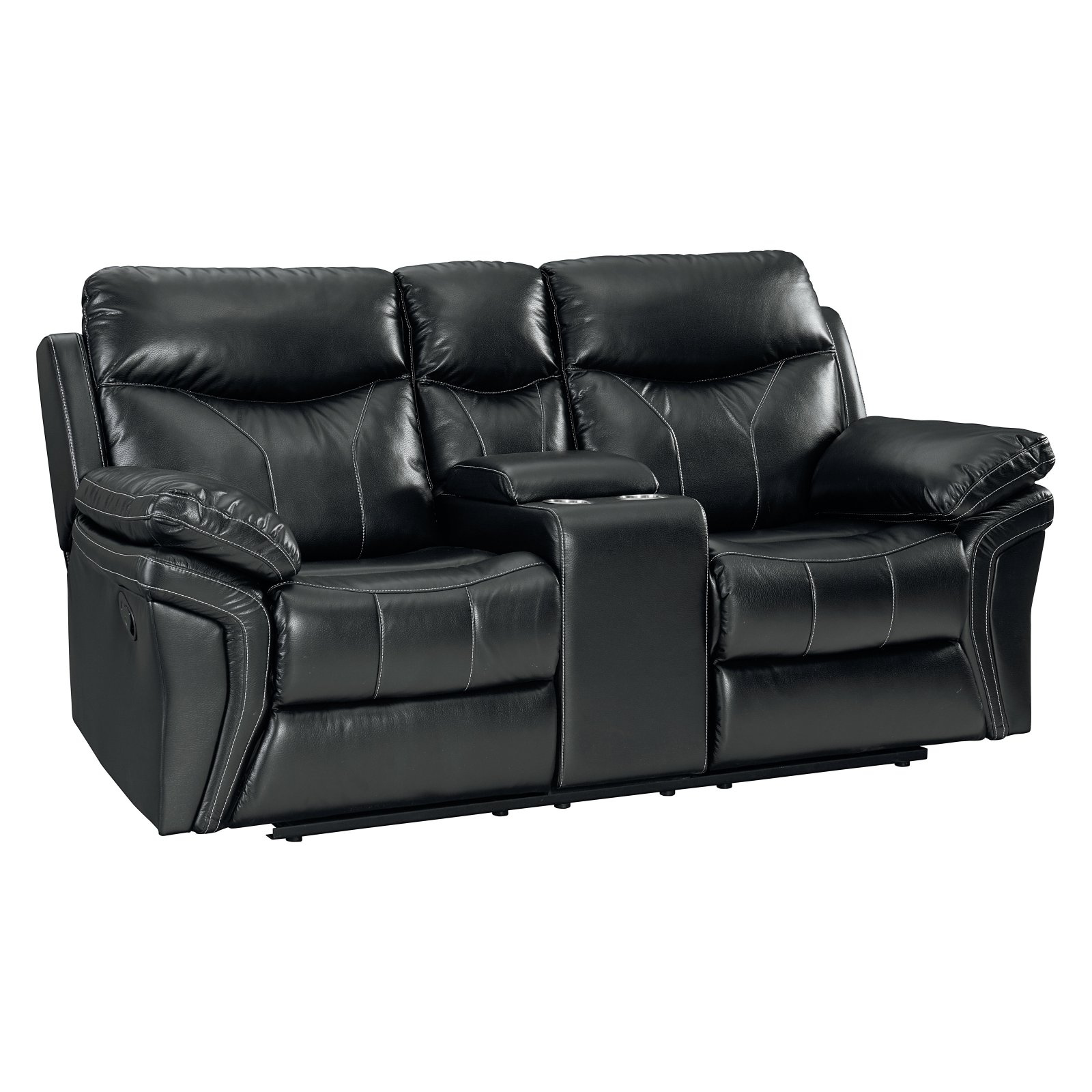 Standard Manufacturing Co. inc. San Marco Manual Motion Loveseat