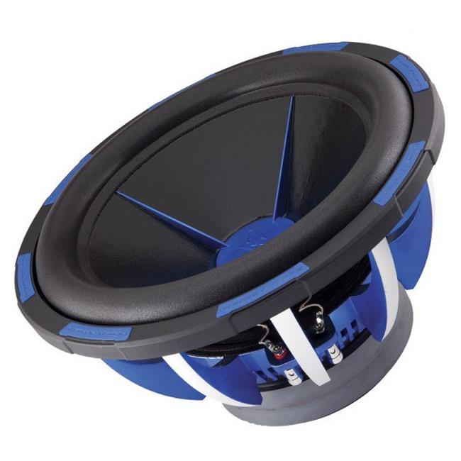 Power Acoustik MOFO124X 12 in. Dual 4 Ohm Mofo Series Car Subwoofer
