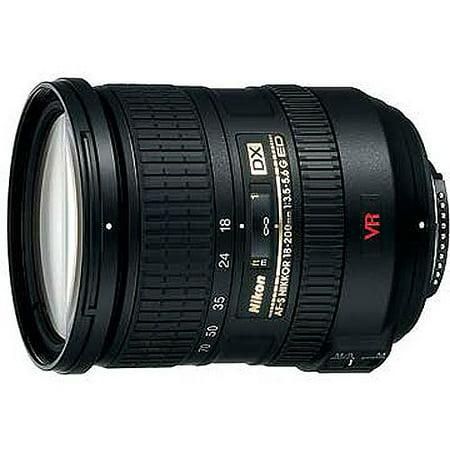 Nikon 18-200mm f/3.5-5.6G ED VR II Zoom AF-S DX NIKKOR